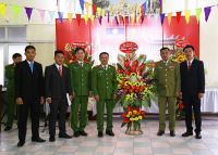 Congratulating 42th anniversary of Lao National Day at PPA