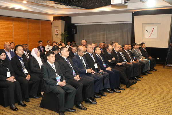 A Delegation of Ministry of Public Security attended the 8th ASEANAPOL Training Cooperation Meeting (APTCM) in Singapore