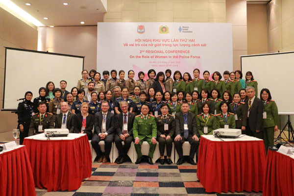 The Second Regional Conference On The Role Of Women In The Police Force